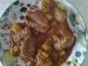 Spezzatino con patate in rosso