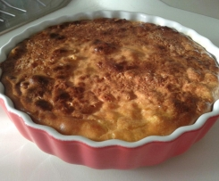 Torta casalinga franc-comtoise