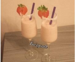 Frozen Fragola & Banana [cocktail]