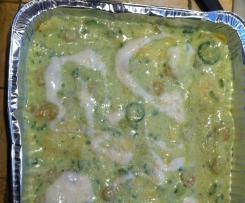 lasagna gamberetti zucchine e pesto di zucchine