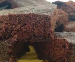 Brownies al micronde