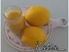 Pasta di limoni (o arance) - aroma per dolci e creme