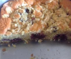 Crumble Cake ai Frutti rossi