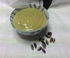 Crema al pistacchio - contest creme per farcire o accompagnare dolci.