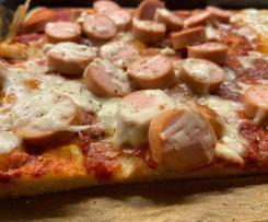 Pizza ad impasto alto