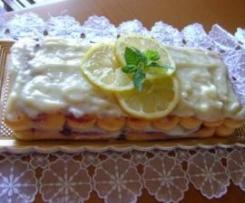 Dessert al limoncello