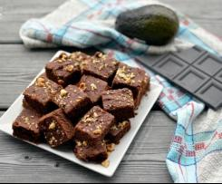 Brownies all'avocado - contest ricette leggere