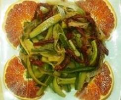 Zucchine alla Calabra