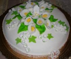 torta kinder con calle e orchidea in pdz- apemaia31-