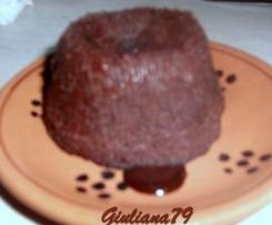mini soufflè al cioccolato dal cuore caldo