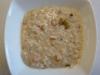 Risotto gamberetti e pistacchi