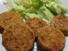 Schiacciatine vegetariane