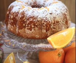 Bundt Cake all'arancia