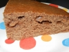 torta di cioccolato al latte (riciclo uova di Pasqua)