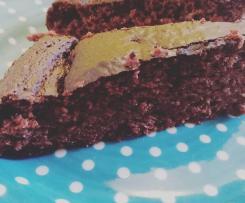 Torta nera ( proteica e ipocalorica)