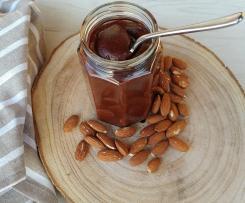 Crema di cioccolato alle mandorle