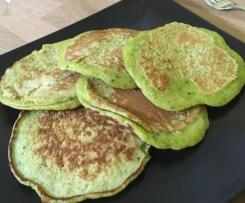 Pancake alla zucchine