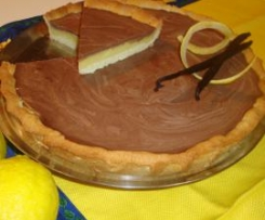 "crostata ""ECLISSI DI SOLE"""