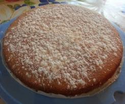 Torta di quinoa profumata alle spezie (senza glutine e lattosio)