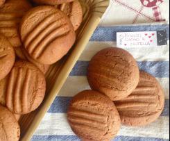 Biscotti cacao e nutella