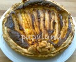 TORTA SALATA CACIO E PERE