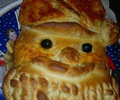 Babbo Natale... dal forno alla tavola
