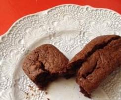 Morbidezze al cioccolato 0 farina e 0 burro