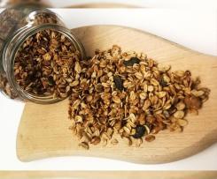 Granola - Muesli croccante con pochi grassi