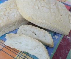 Pane bianco gluten free