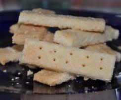 Shortbread (biscotti scozzesi al burro)