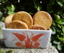 Biscotti vegan, senza glutine