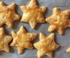 Biscotti salati al formaggio