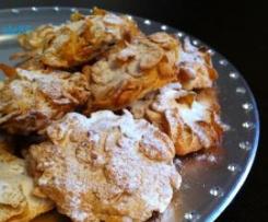 Biscotti Rose del Deserto al profumo di cannella