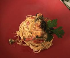 """Spaghetti risottati con tonno contest """"pasta risottata"""""""