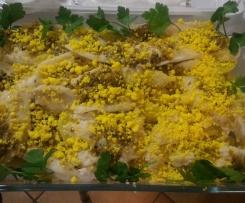 Filetti di merluzzo agrumati