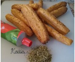 Sfogliatine al pomodoro - Contest biscotti salati