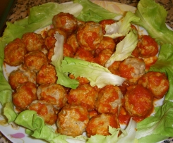 Polpette al sugo light