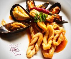 Lorighittas al sugo di cozze / Contest ristorante