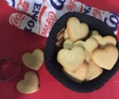 Biscotti con farina di Kamut e di Nocciole