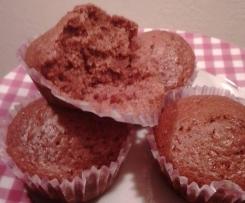 muffin al cioccolato morbidissimi senza uova