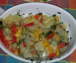 cottura delle verdure al VAROMA