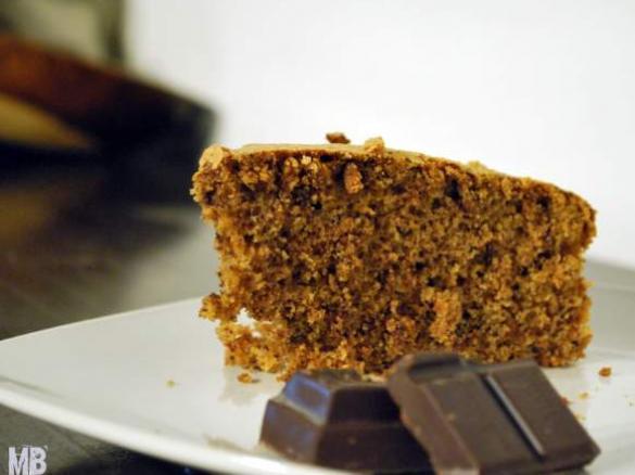 Torta Amaretti E Cioccolato è Un Ricetta Creata Dallutente Testonib