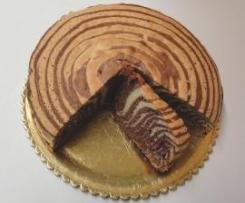 Torta zebrata (Juventina!)
