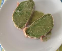 Rollè di tacchino e spinaci