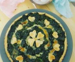 Torta salata della fortuna (vegan)