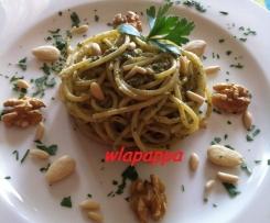 Pesto alla cetarese