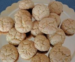 Biscotti semplici al mais