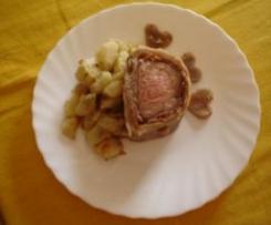 Filettino di maiale alla Wellington Pestifera version