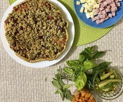 Sbriciolata salata - CONTEST LUNCHBOX -
