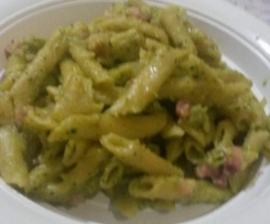 Pasta e zucchine risottata
